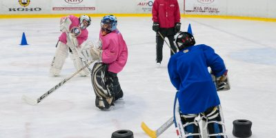 """2017. gada 17. jūnijā HK """"Zemgale/LLU"""" startēju attīstības un pilnveidošanās hokeja nometne 2001. – 2010. gados dzimušajiem bērniem un jauniešiem."""