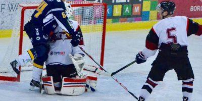 Latvijas klubu izlase - Borlänge HF 19.12.2017. Zviedrija Foto: Borlänge HF / Jörgen Notes