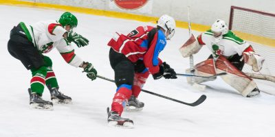 Latvijas hokeja 1. līgas regulārā turnīra spēle