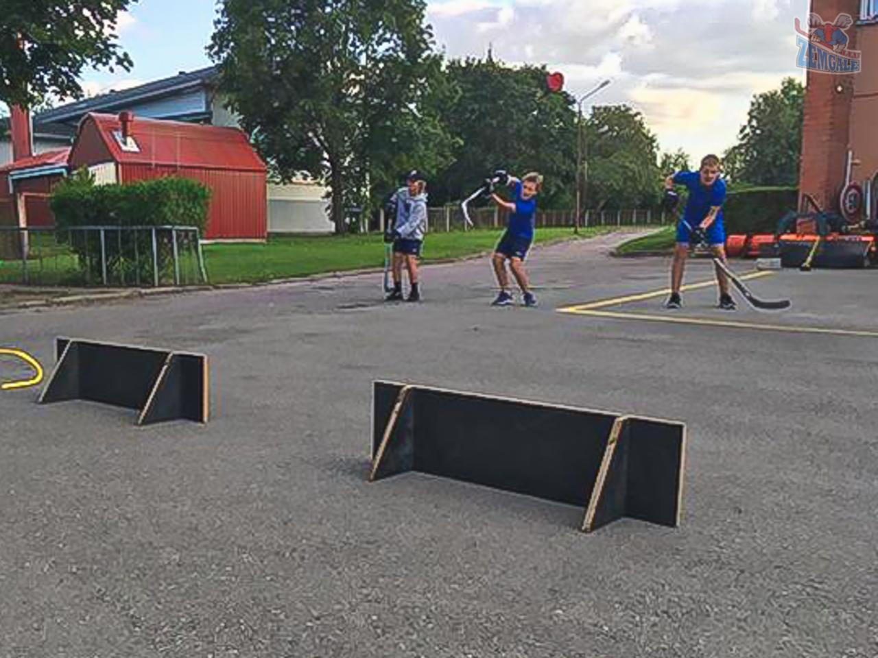 JLSS U15 nometne Dobelē