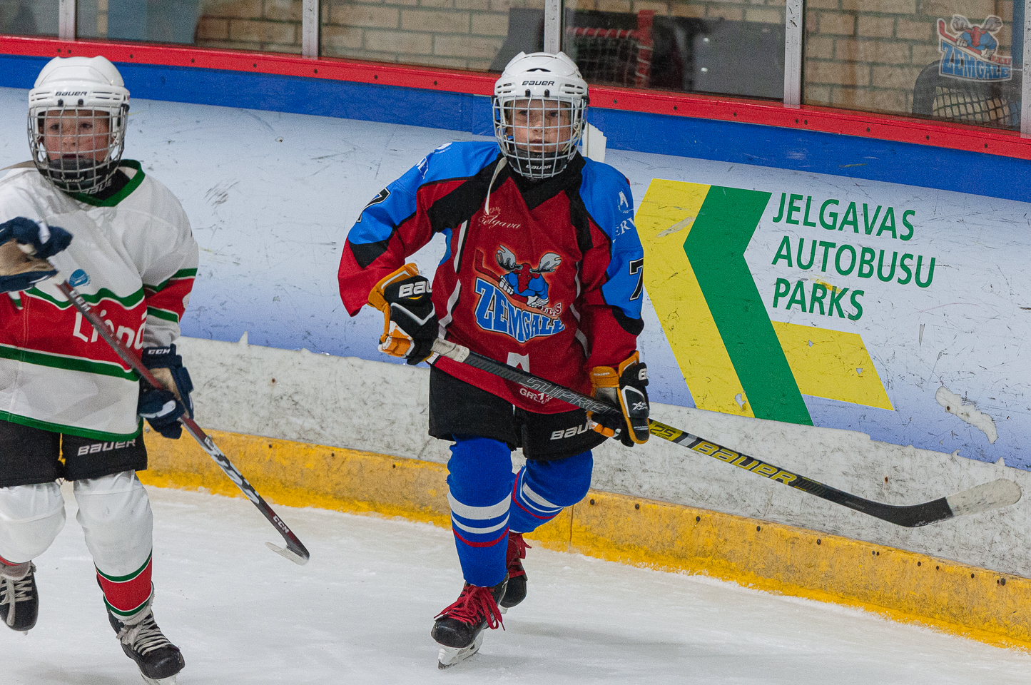 Jelgavas hokeja skola JLSS U11 A - Liepāja SSS 2010 LBJČH 13102019-06