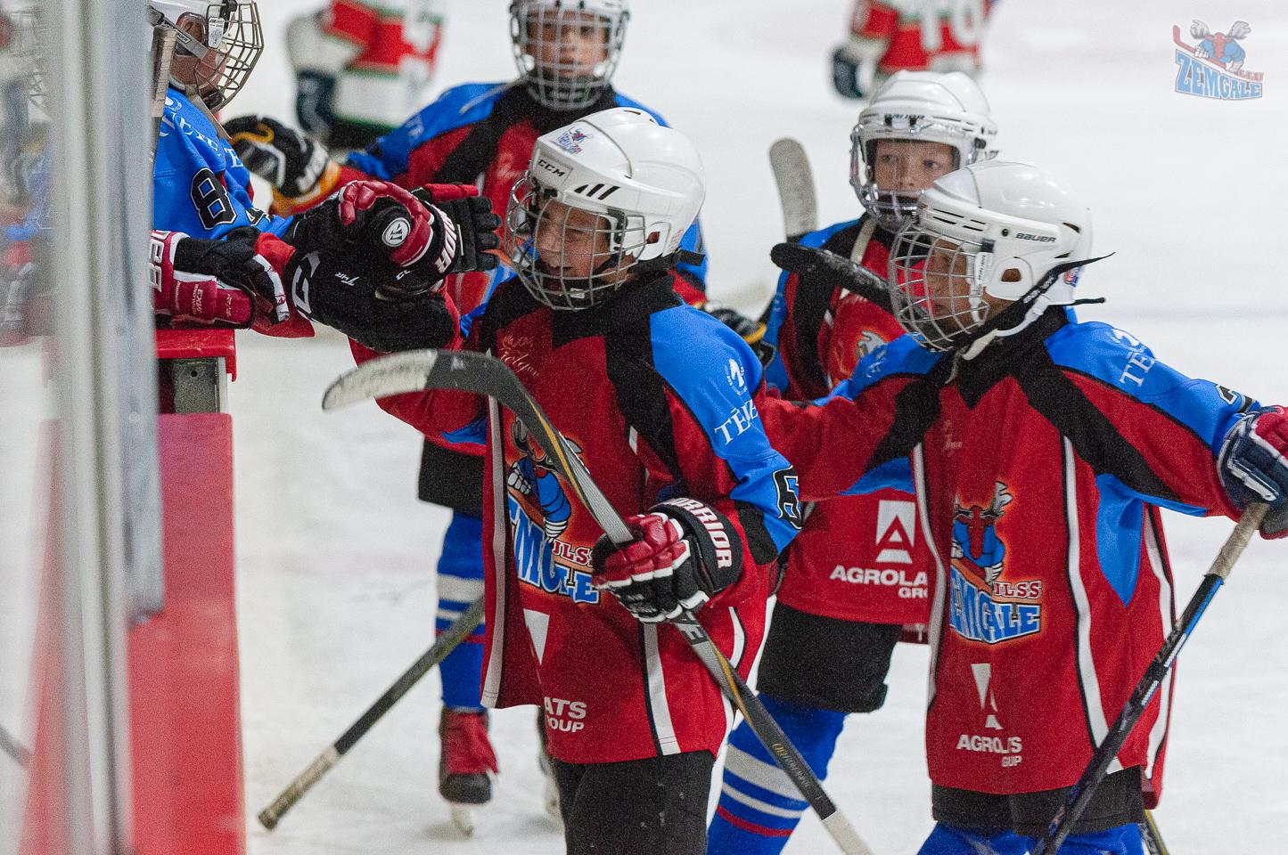 Jelgavas hokeja skola JLSS U11 A - Liepāja SSS 2010 LBJČH 13102019-10