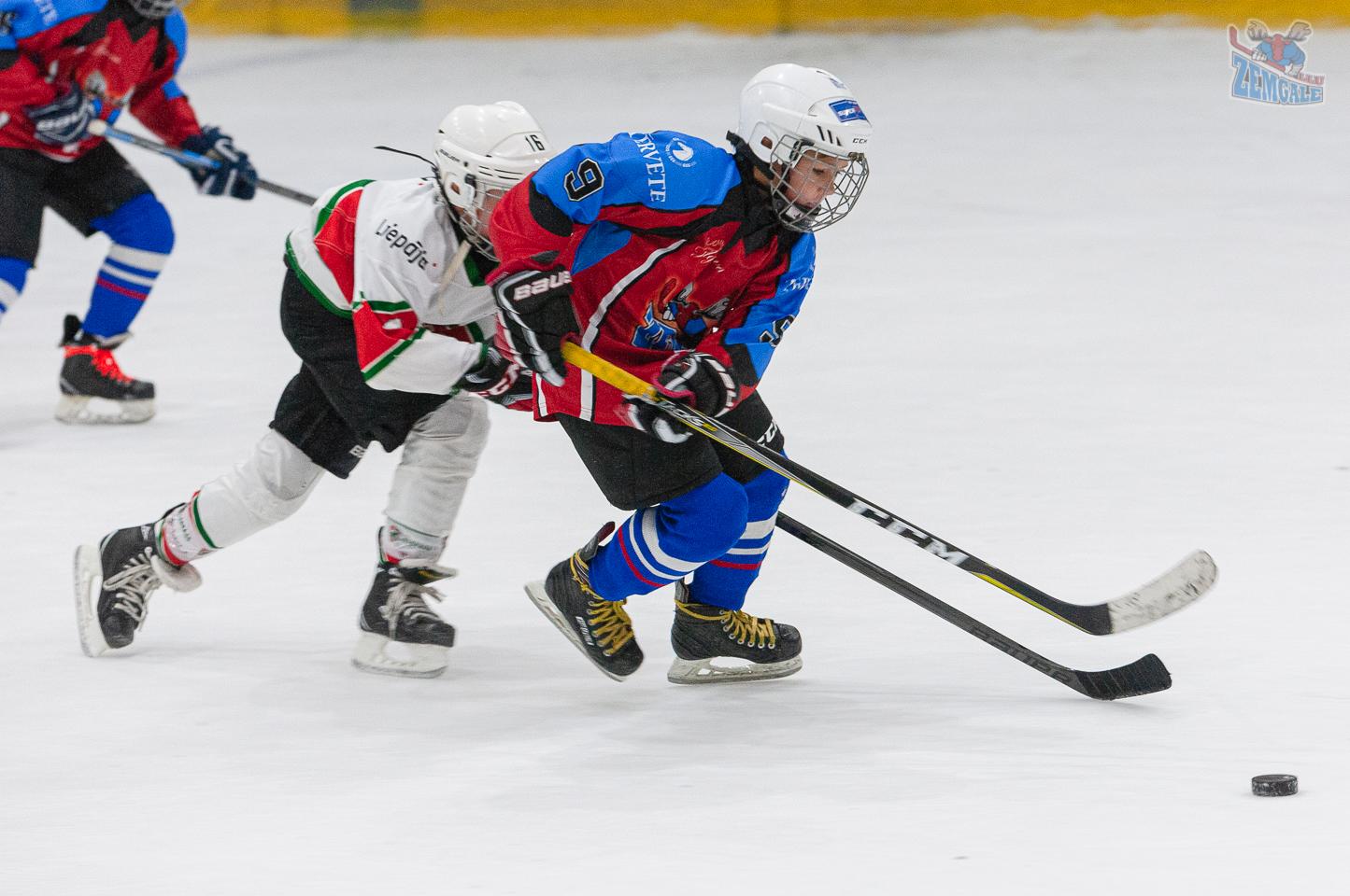 Jelgavas hokeja skola JLSS U11 A - Liepāja SSS 2010 LBJČH 13102019-21
