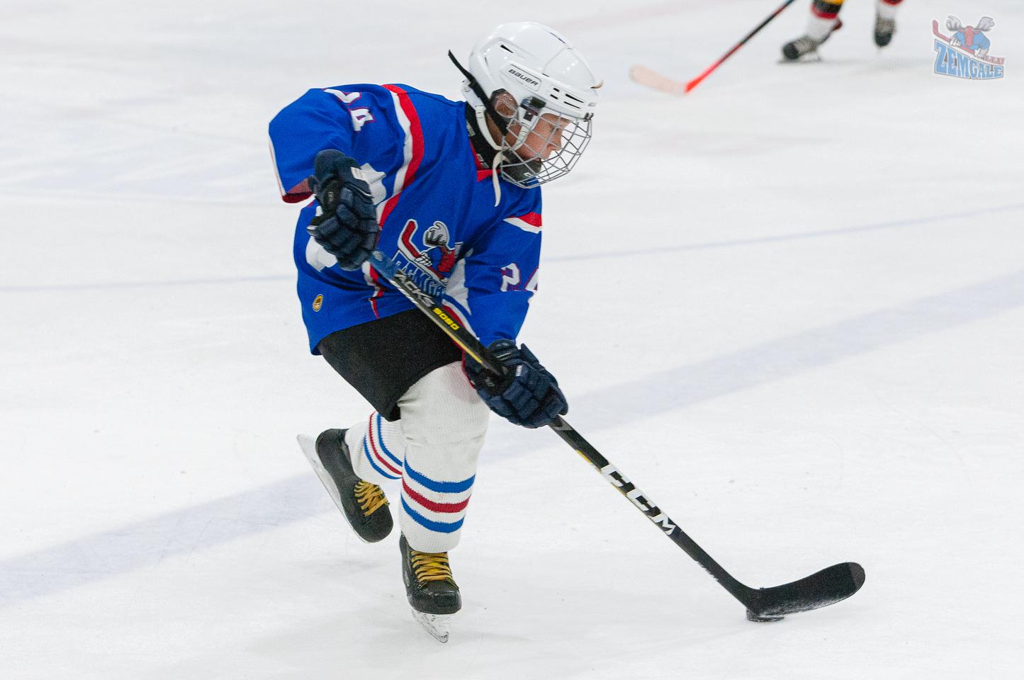 Jelgavas hokeja skola JLSS U11 B - DLSS LBJČH 13102019-11
