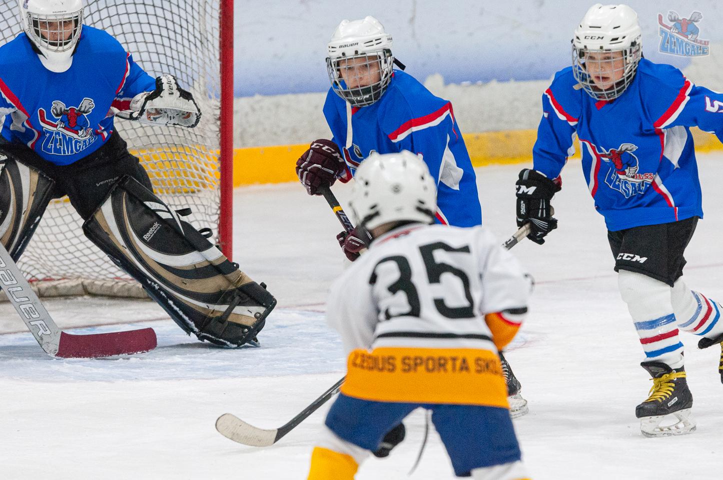Jelgavas hokeja skola JLSS U11 B - DLSS LBJČH 13102019-13