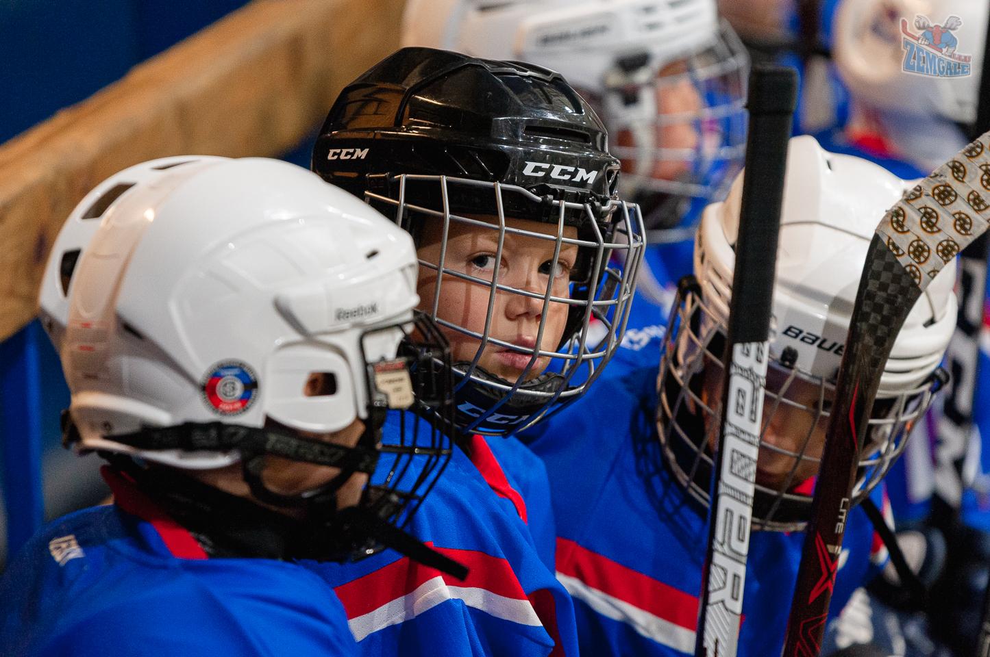 Jelgavas hokeja skola JLSS U11 B - Liepāja SSS LBJČH 22092019-12