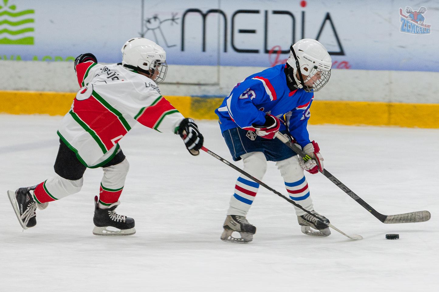 Jelgavas hokeja skola JLSS U11 B - Liepāja SSS LBJČH 22092019-11