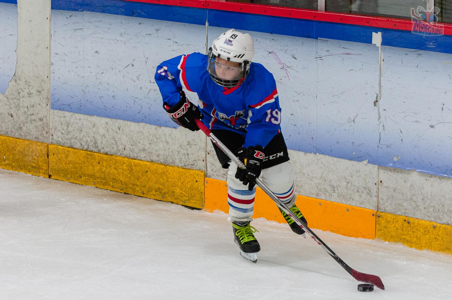Jelgavas hokeja skola JLSS U11 B - Liepāja SSS LBJČH 22092019-06