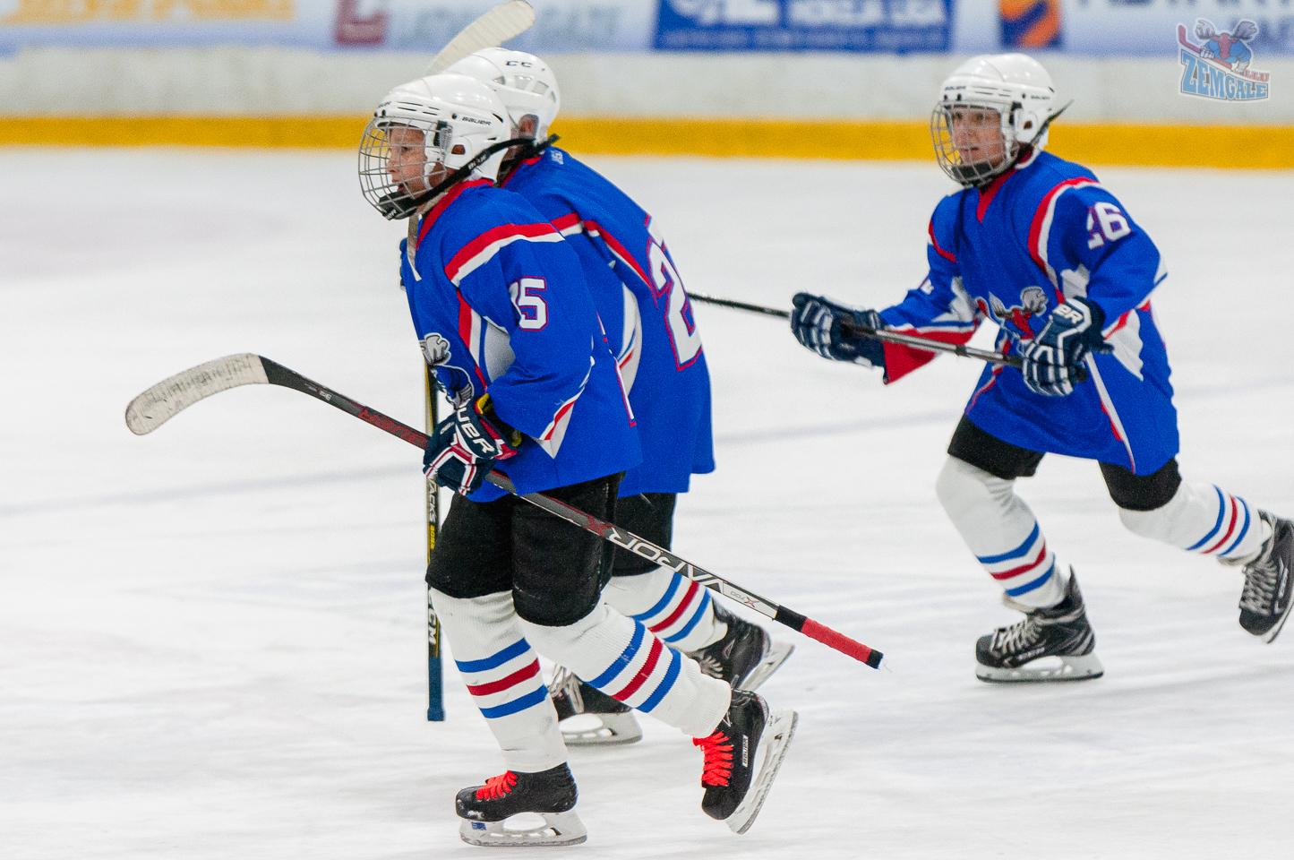 Jelgavas hokeja skola JLSS U11 B - Liepāja SSS LBJČH 22092019-05