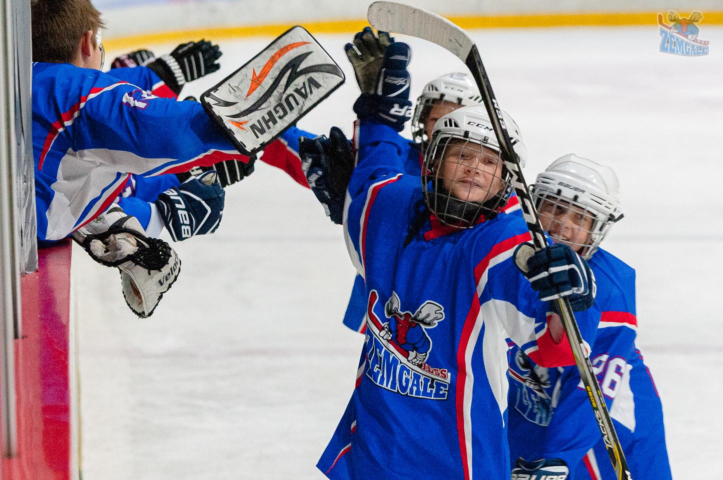 Jelgavas hokeja skola JLSS U11 B - Liepāja SSS LBJČH 22092019-04