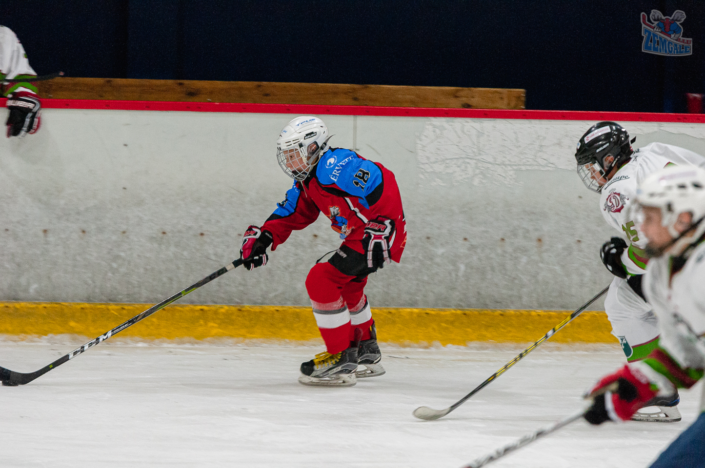 Hokeja skola JLSS U13 A - Mārupes HS 21092019-06