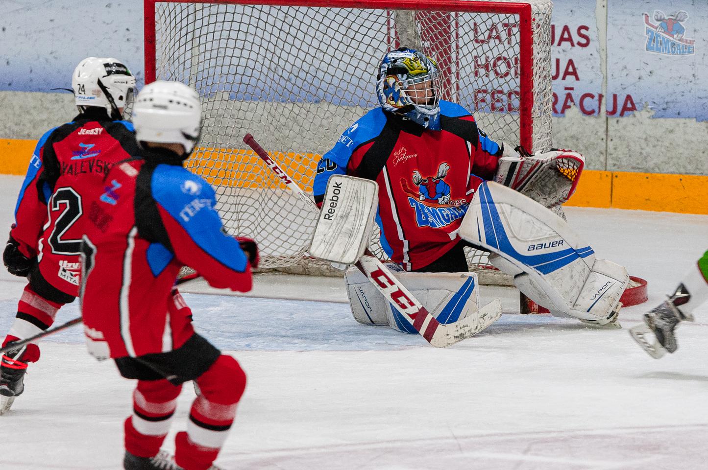 Hokeja skola JLSS U13 A - Mārupes HS 21092019-08