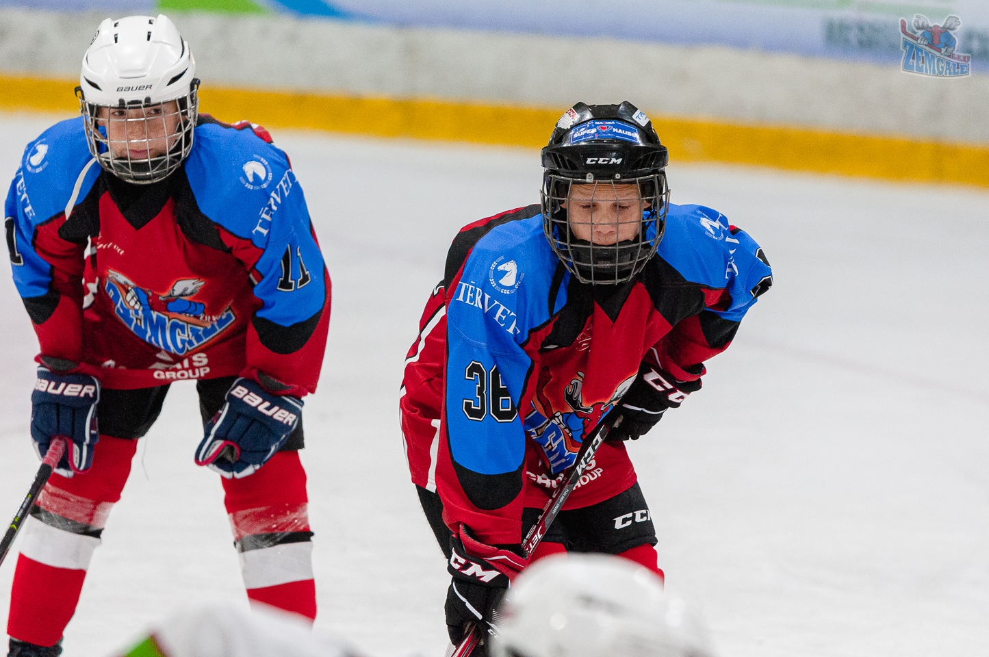 Hokeja skola JLSS U13 A - Mārupes HS 21092019-11