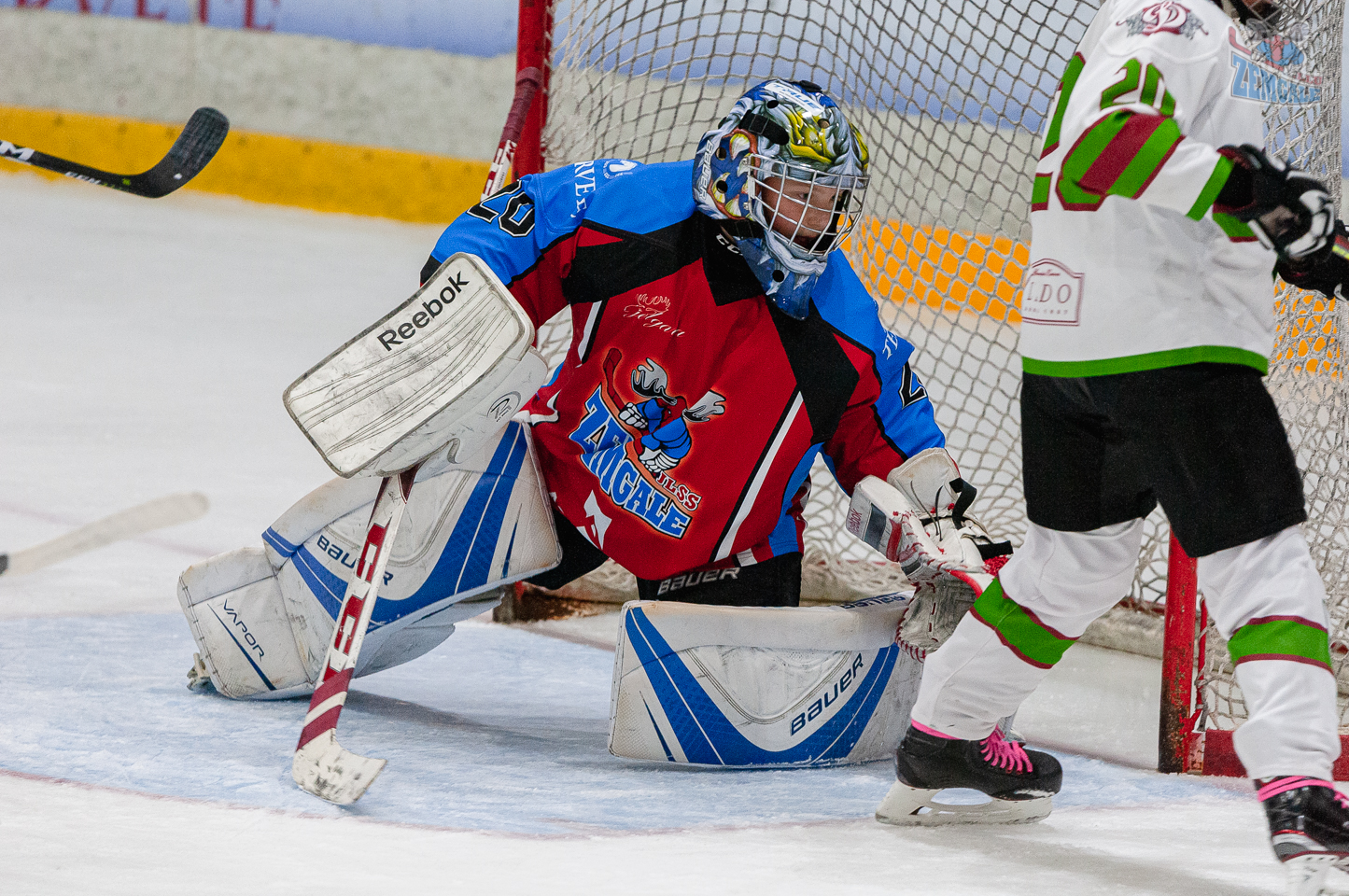 Hokeja skola JLSS U13 A - Mārupes HS 21092019-14