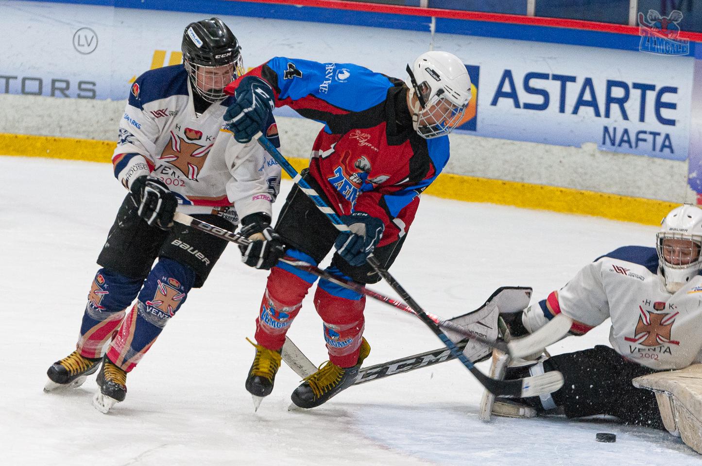 Jelgavas hokeja skola JLSS U17 - Venta 2002 14092019-32