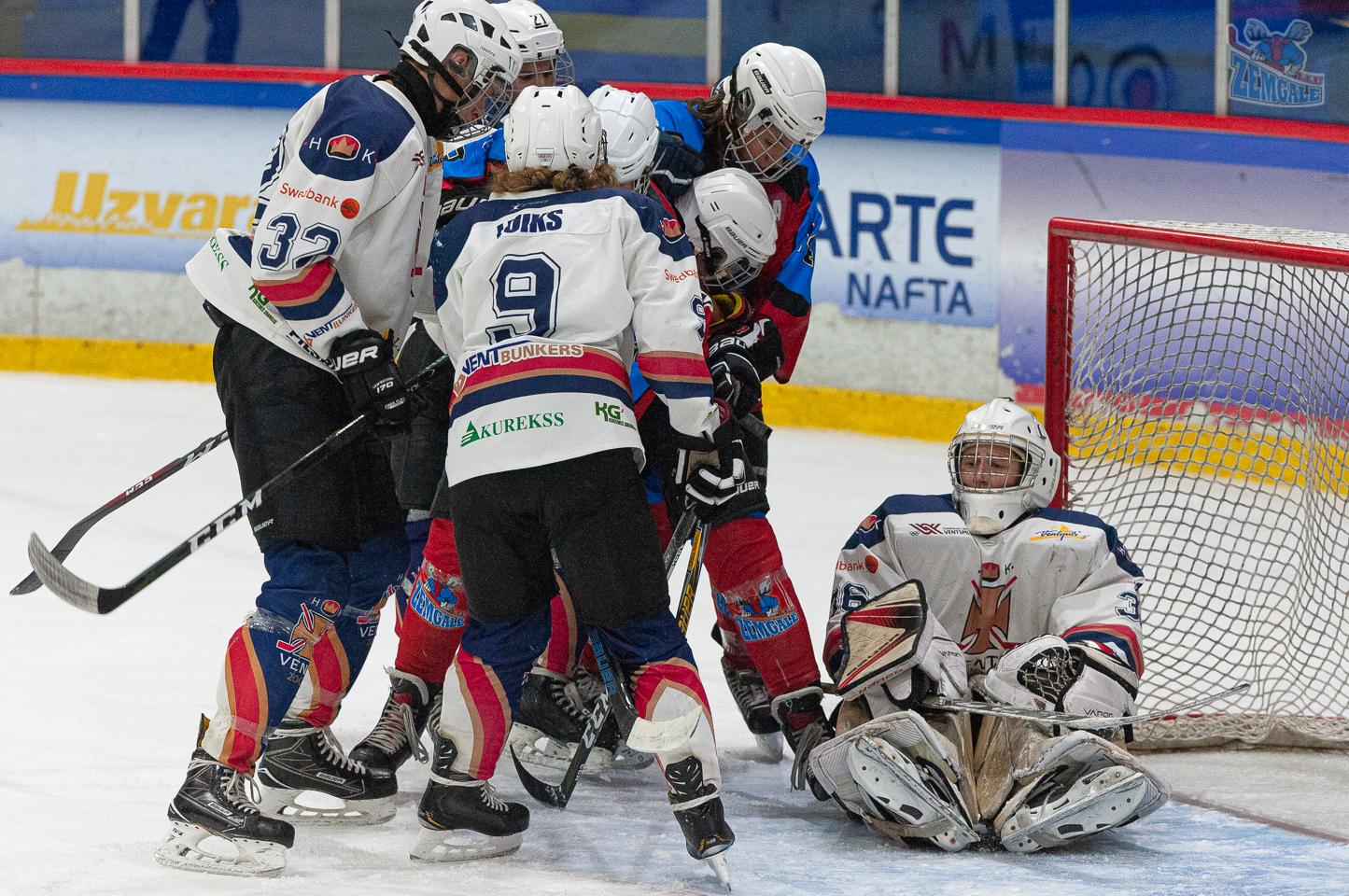 Jelgavas hokeja skola JLSS U17 - Venta 2002 14092019-30