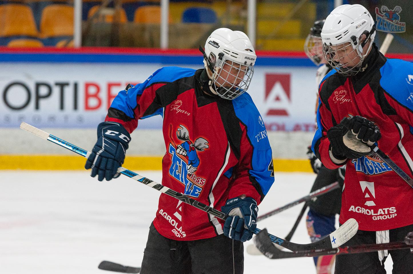 Jelgavas hokeja skola JLSS U17 - Venta 2002 14092019-29