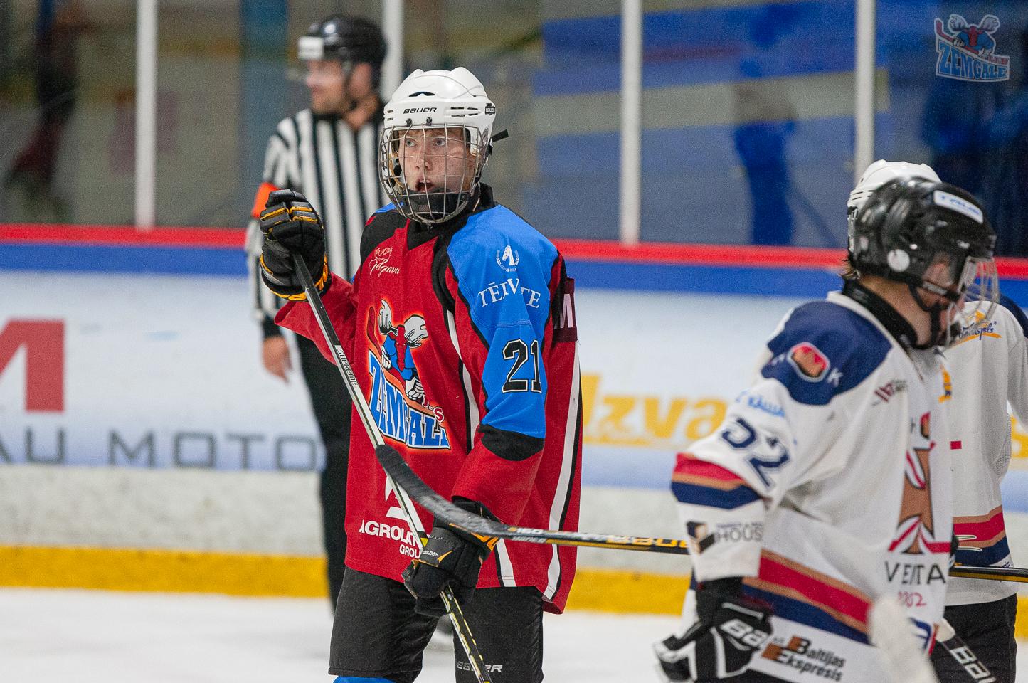 Jelgavas hokeja skola JLSS U17 - Venta 2002 14092019-21