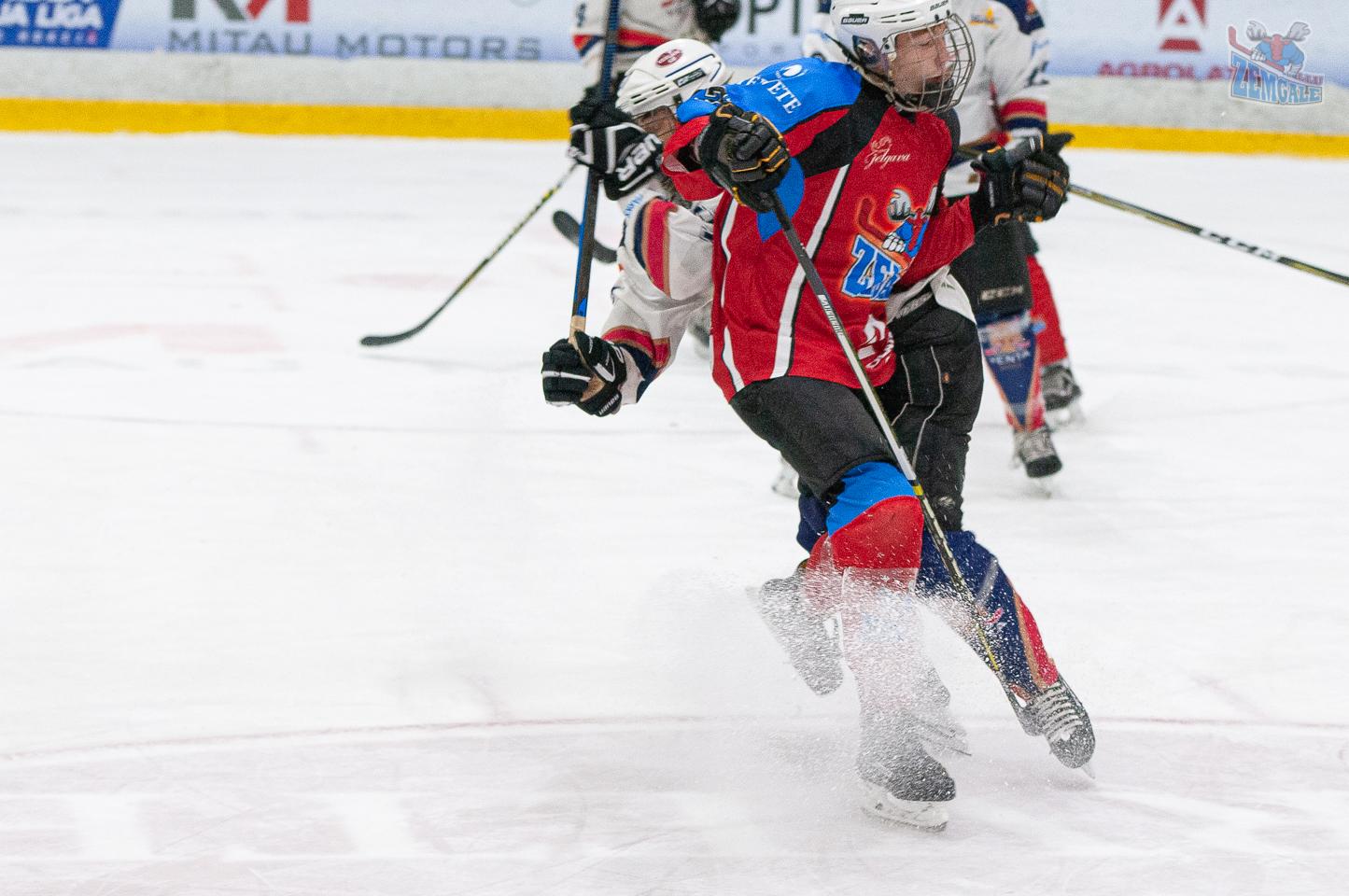 Jelgavas hokeja skola JLSS U17 - Venta 2002 14092019-18