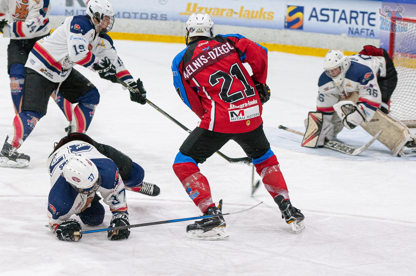 Jelgavas hokeja skola JLSS U17 - Venta 2002 14092019-16