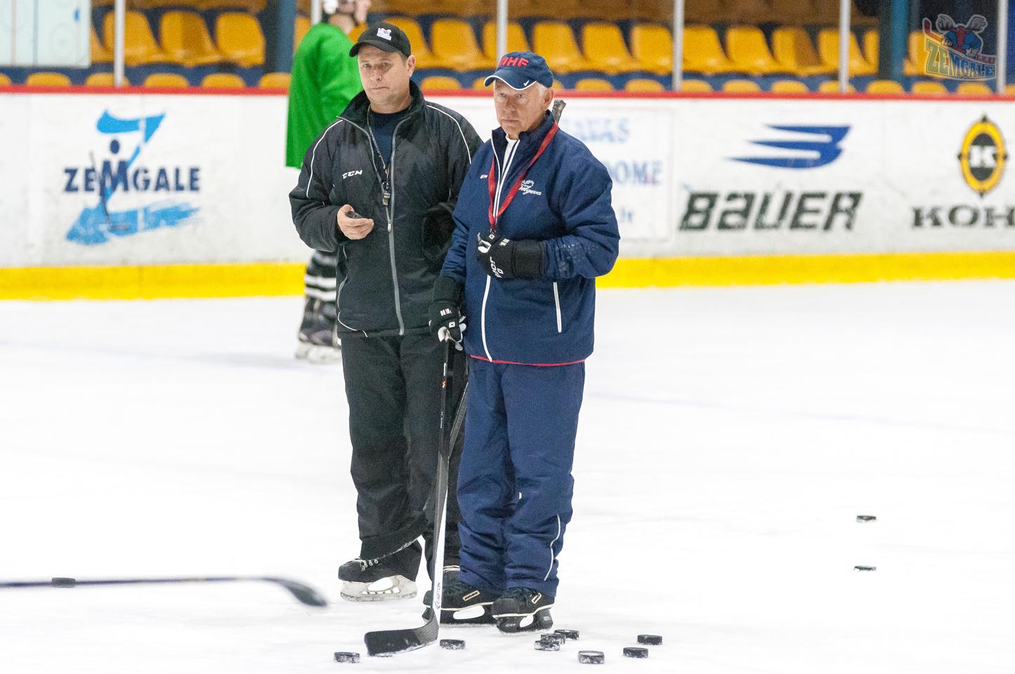 Zemgale LLU galvenais treneris Haralds Vasiļjevs 15.08.2016.