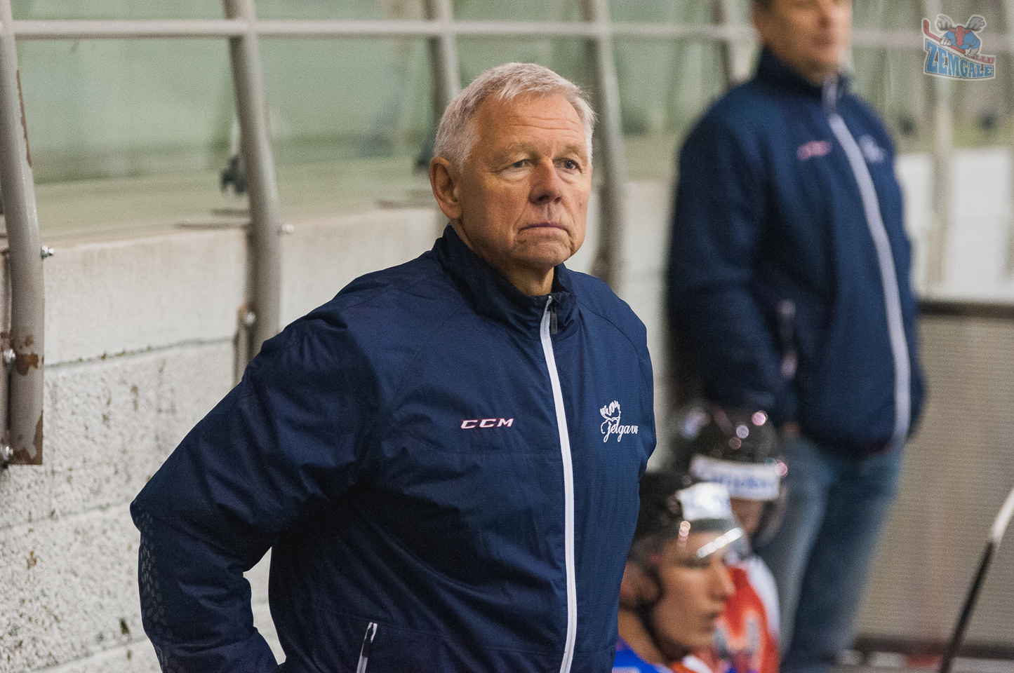 Zemgale LLU treneris Haralds Vasiļjevs 8.10.2016.