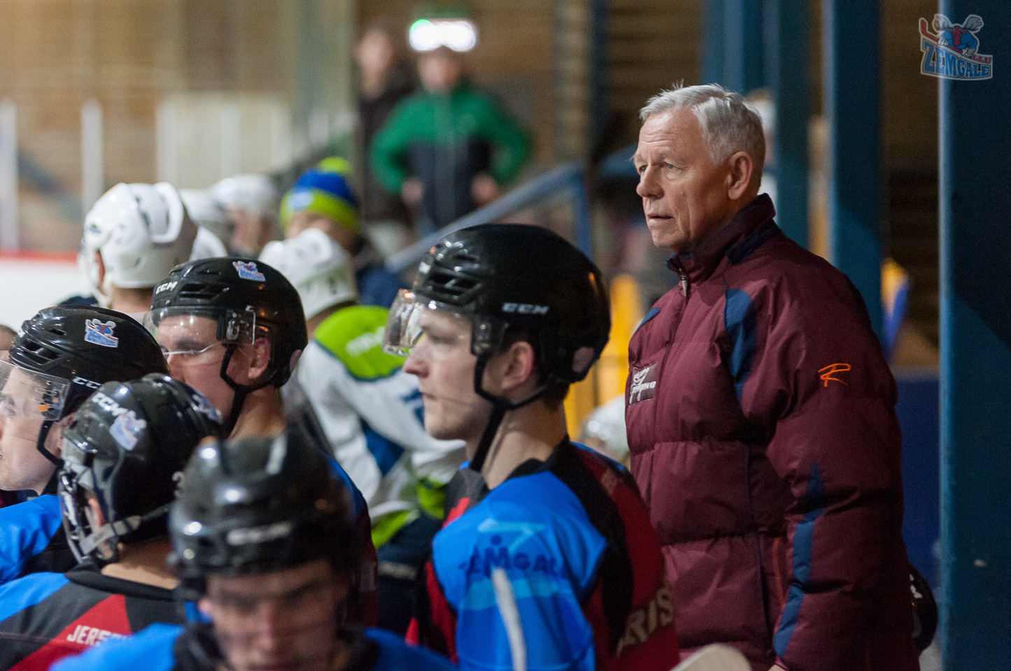 Zemgale LLU treneris Haralds Vasiļjevs 22.2.2017.