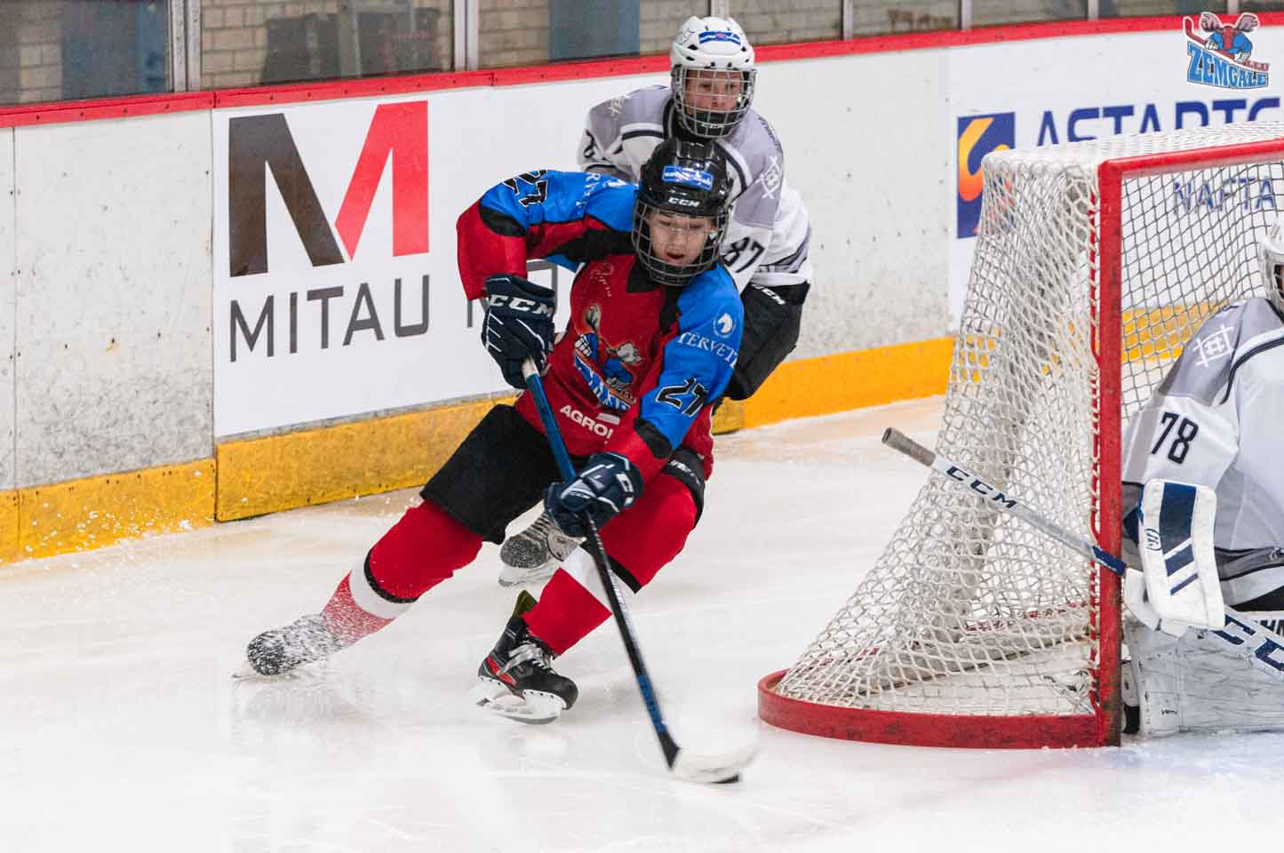 jlss u15 hokejs LBJČH