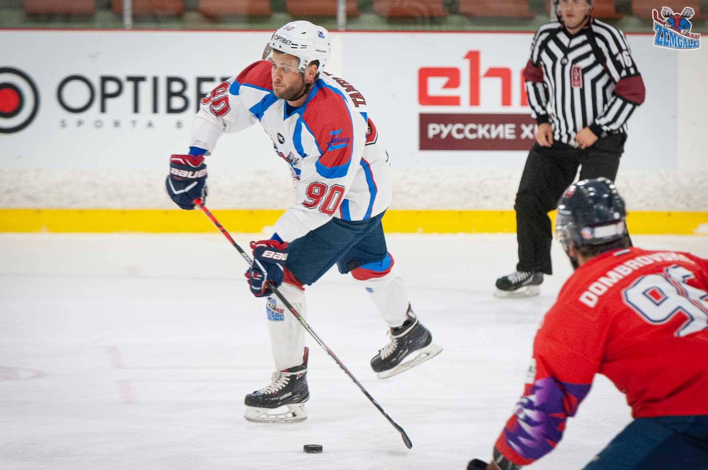 Zemgale LLU hokejisti