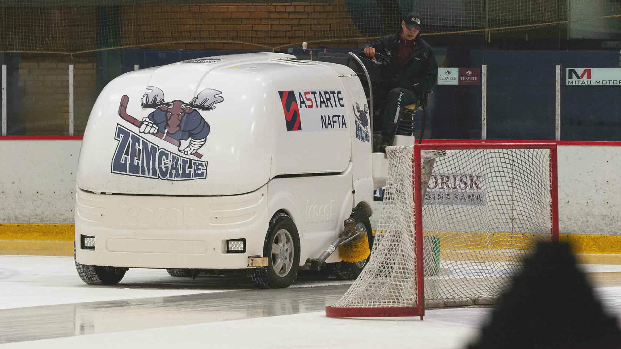Ledus sagatavošanas mašīna